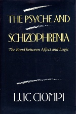Luc Ciompi: Psyche and Schizophrenia (book cover)